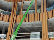 Baustelle 4 Shopping Mall von ECE